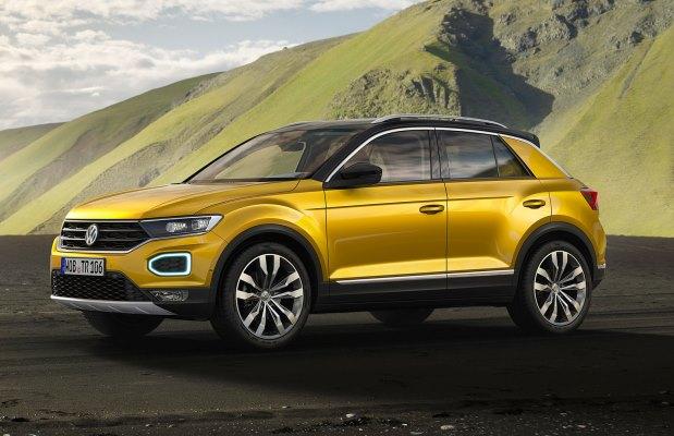 Cele mai sigure masini - Volkswagen T-Roc