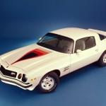Chevrolet Camaro 2-a generatie