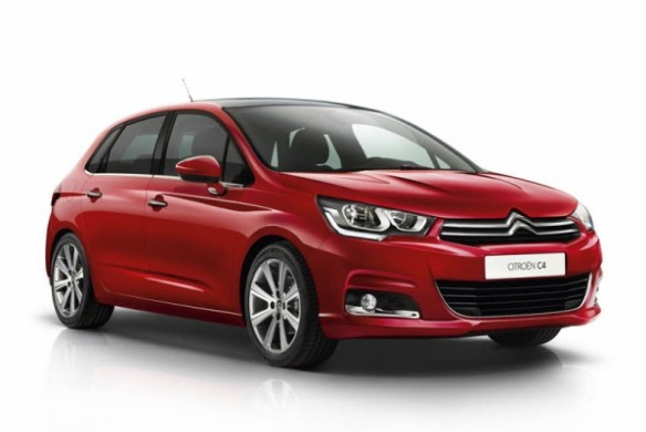 Citroen C4 2015 facelift