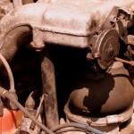 Compresia motorului simbol
