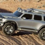 Conceptul Ener-G-Force - noul Mercedes G Class facelift