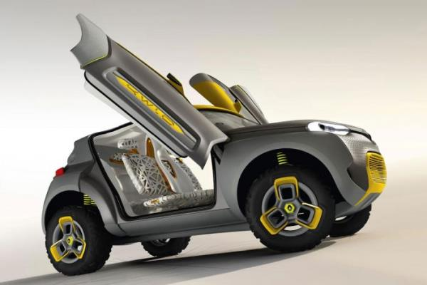 Conceptul Kwid - noul Renault ieftin