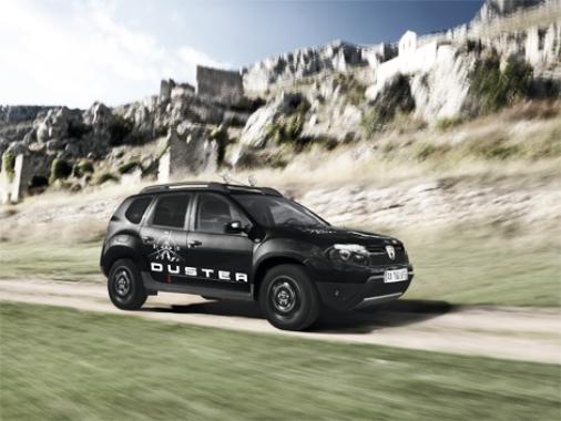 Noua Dacia Duster 2013 Aventure