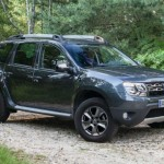 Dacia Duster facelift lateral