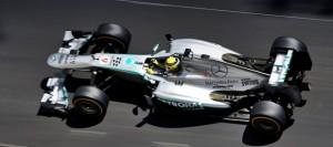 F1 2013 Grand Prix Monaco