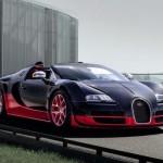 Fast and Furious 7 Bugatti Veyron