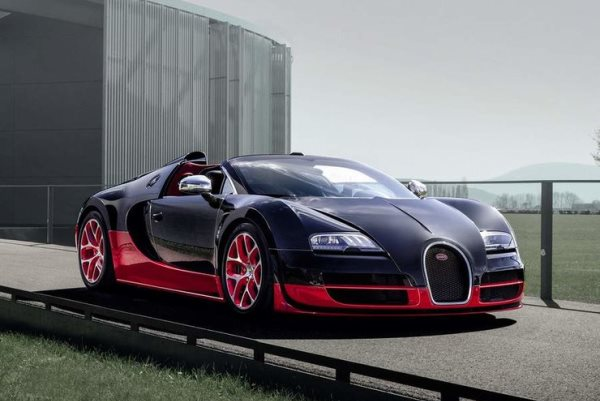 Fast and Furious 7 Bugatti Veyron