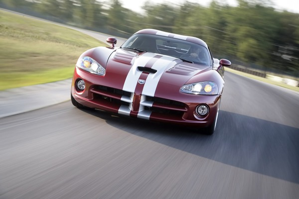 Fast and Furious 7 Dodge Viper SRT10 Coupe