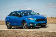Ford Focus sedan 2014 facelift