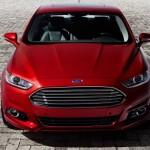 Ford Fusion - versiune americana pentru noul Ford Mondeo 2014