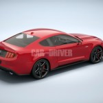 Ford Mustang 2014 spate