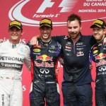 Formula 1 2014 Marele Premiul al Canadei