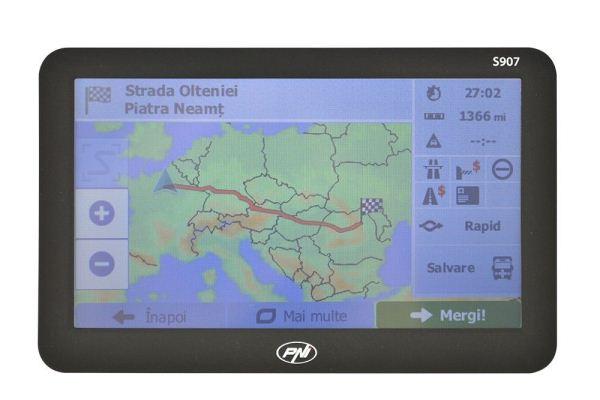 GPS PNI S907