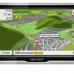 GPS pentru camioane - Becker ACTIVE.6 LMU TRANSIT