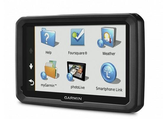 GPS pentru camioane - Garmin Dezl 570LMT