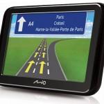 GPS pentru camioane Mio