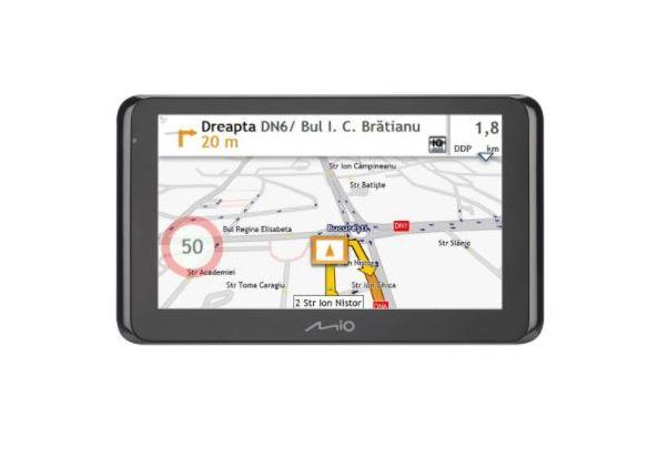 GPS pentru camioane - Mio Spirit 8670 LM Truck