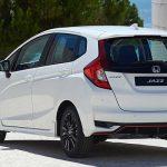 Honda Jazz 2017 facelift - spate