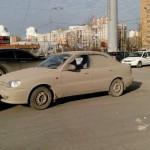 Imagini Funny cu automobile din Rusia