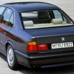 Istoria BMW Seria 5 - BMW 5 Series E34 M5