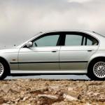 Istoria BMW Seria 5 - BMW 5 Series E39
