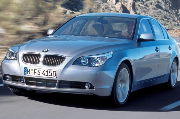 Istoria BMW Seria 5 - BMW 5 Series E60