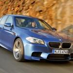 Istoria BMW Seria 5 - BMW 5 Series F10 M5