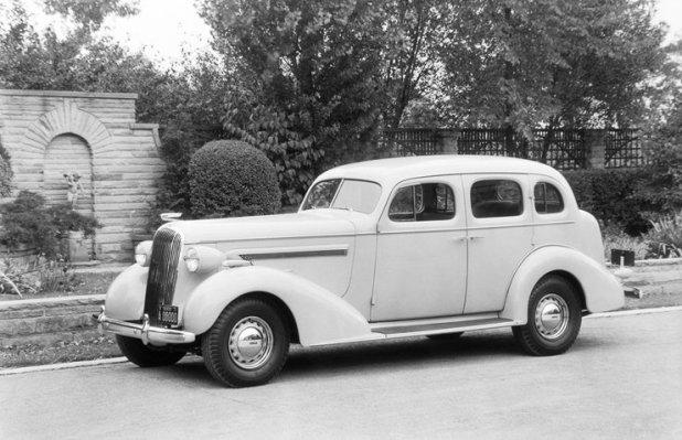Istoria Buick, Buick Century 1936