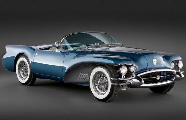 Istoria Buick, Buick Wildcat II 1954 concept