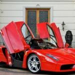 Istoria Ferrari - Ferrari Enzo masina construita in cinstea fondatorului companiei