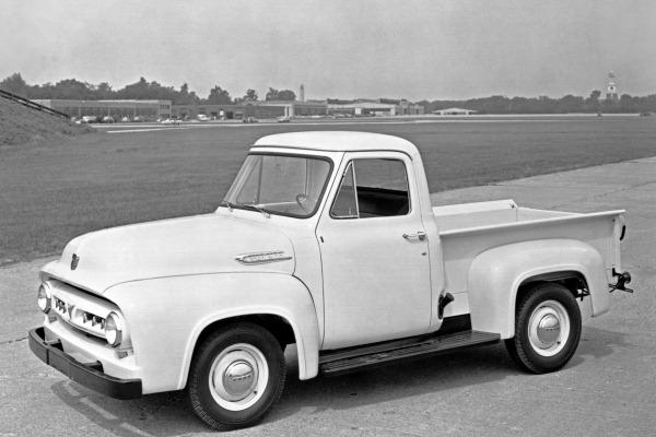Istoria Ford F-Series - Ford F 100