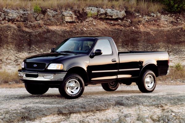 Istoria Ford F-Series generatia 10 - Ford F 150