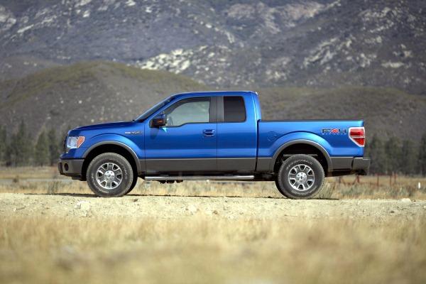Istoria Ford F-Series generatia 12 - Ford F 150