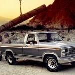 Istoria Ford F-Series generatia 7 - Ford F 150