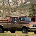 Istoria Ford F-Series generatia 8 - Ford F 150