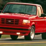Istoria Ford F-Series generatia 9 - Ford SVT F-150