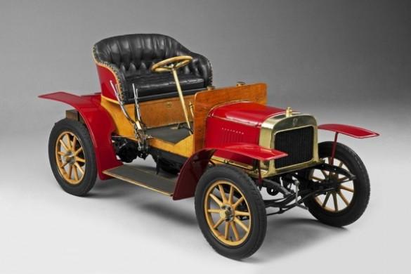 Istoria Skoda - prima masina Skoda