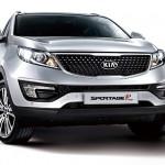 Kia Sportage 2013 facelift