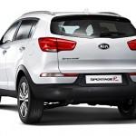 Kia Sportage 2013 facelift spate