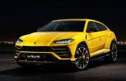 Lamborghini Urus fata