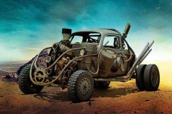 Mad Max Fury Road - FDK