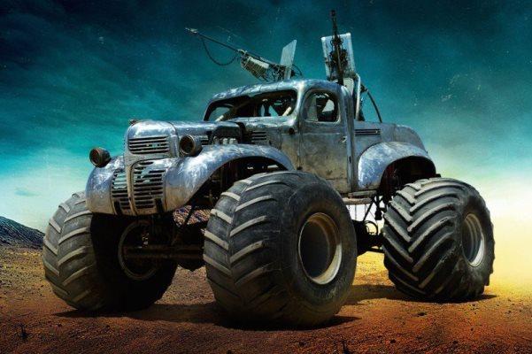 Mad Max Fury Road - Fargo
