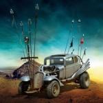 Mad Max Fury Road - Ford Deuce