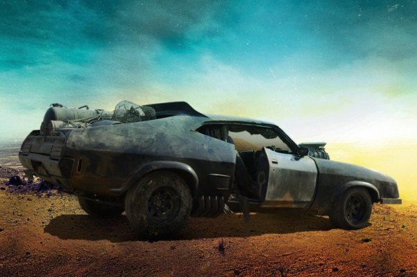 Mad Max Fury Road - Ford XB Falcon