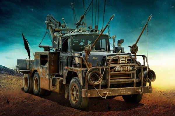 Mad Max Fury Road - Mack