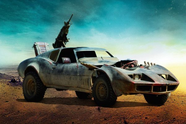 Mad Max Fury Road - Perentti