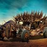 Mad Max Fury Road - Plymouth