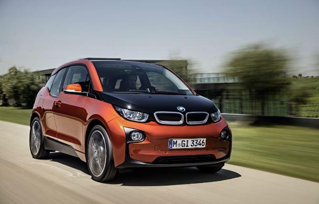 Masina anului 2017 - BMW i3