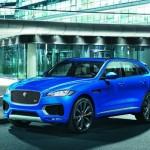 Masina anului 2017 - Jaguar F-Pace