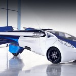 Masina zburatoare Aeromobil 3